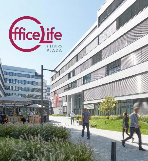 EURO PLAZA Office Life App